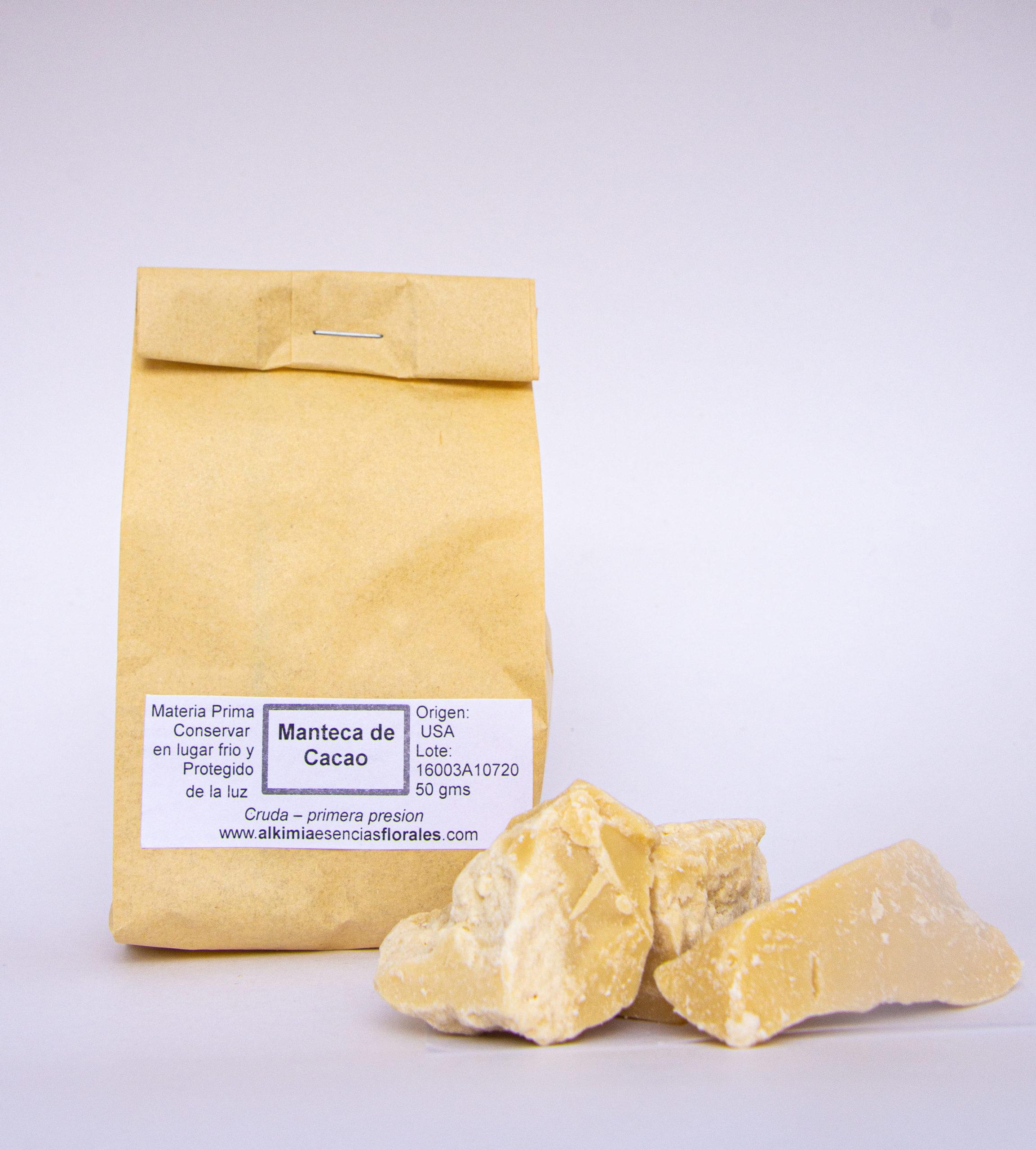 Cacao Manteca x 50 gr