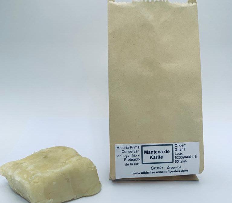 Manteca de Karité 50 gramos