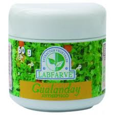 Gualanday Crema 60gr