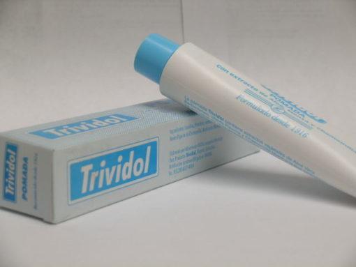 TRIVIDOL POMADA PAÑALITIS 56 GRAMOS