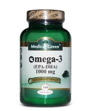 omega 3 x 1000 mg x 100 perlas