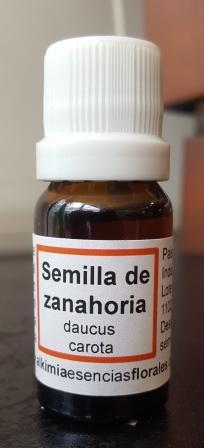 Semilla de Zanahoria Aceite Esencial 10 ml