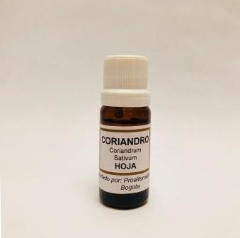 Coriandro Hojas aceite esencial 10 ml