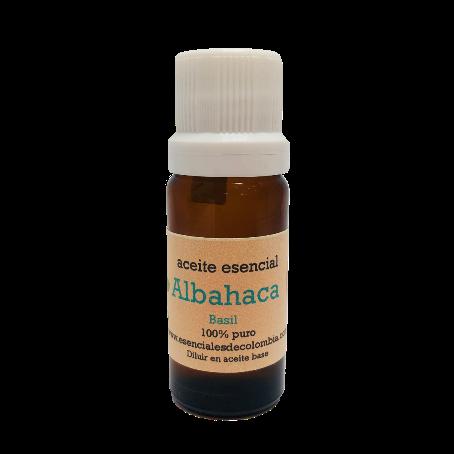 Albahaca Aceite Esencial 10ml