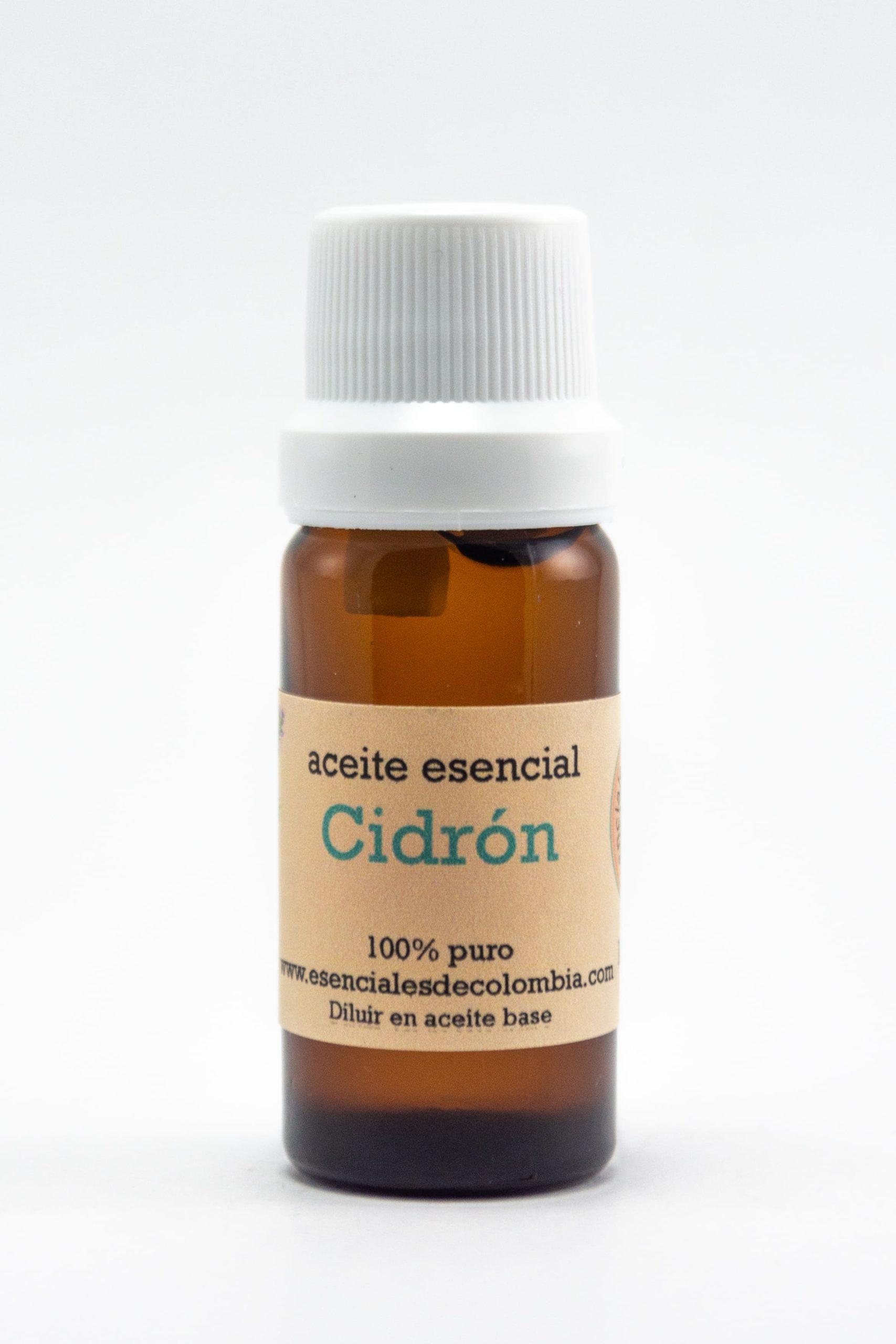Cidrón Aceite Esencial 10ml