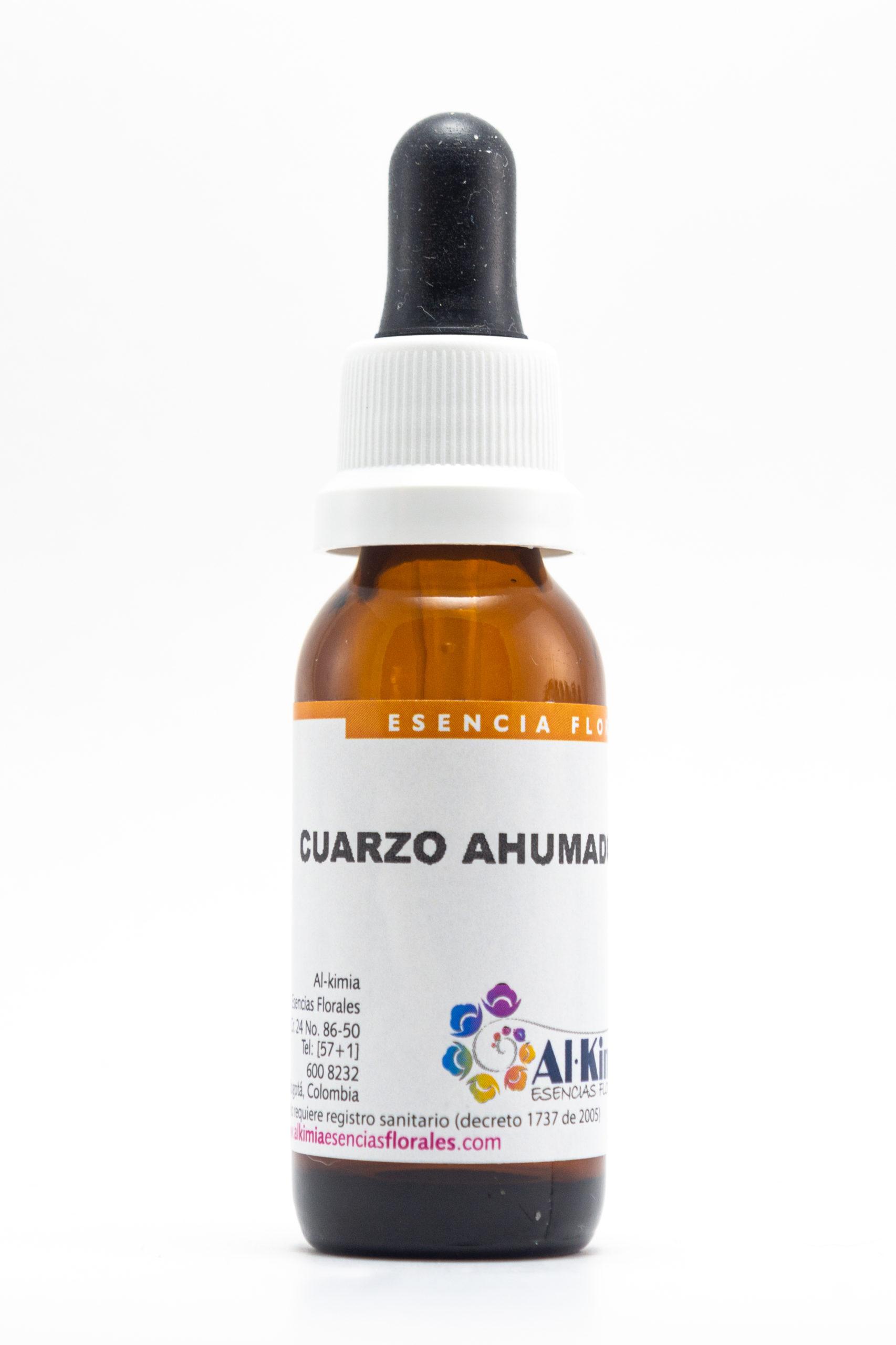 Cuarzo Ahumado Botella Stock