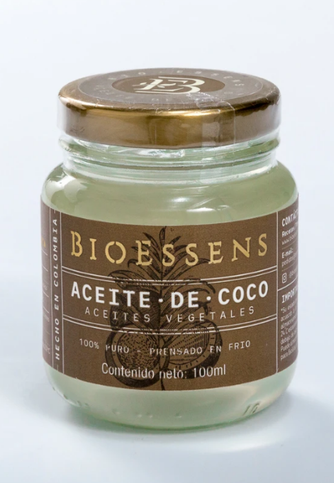 Aceite de Coco x 100 mL