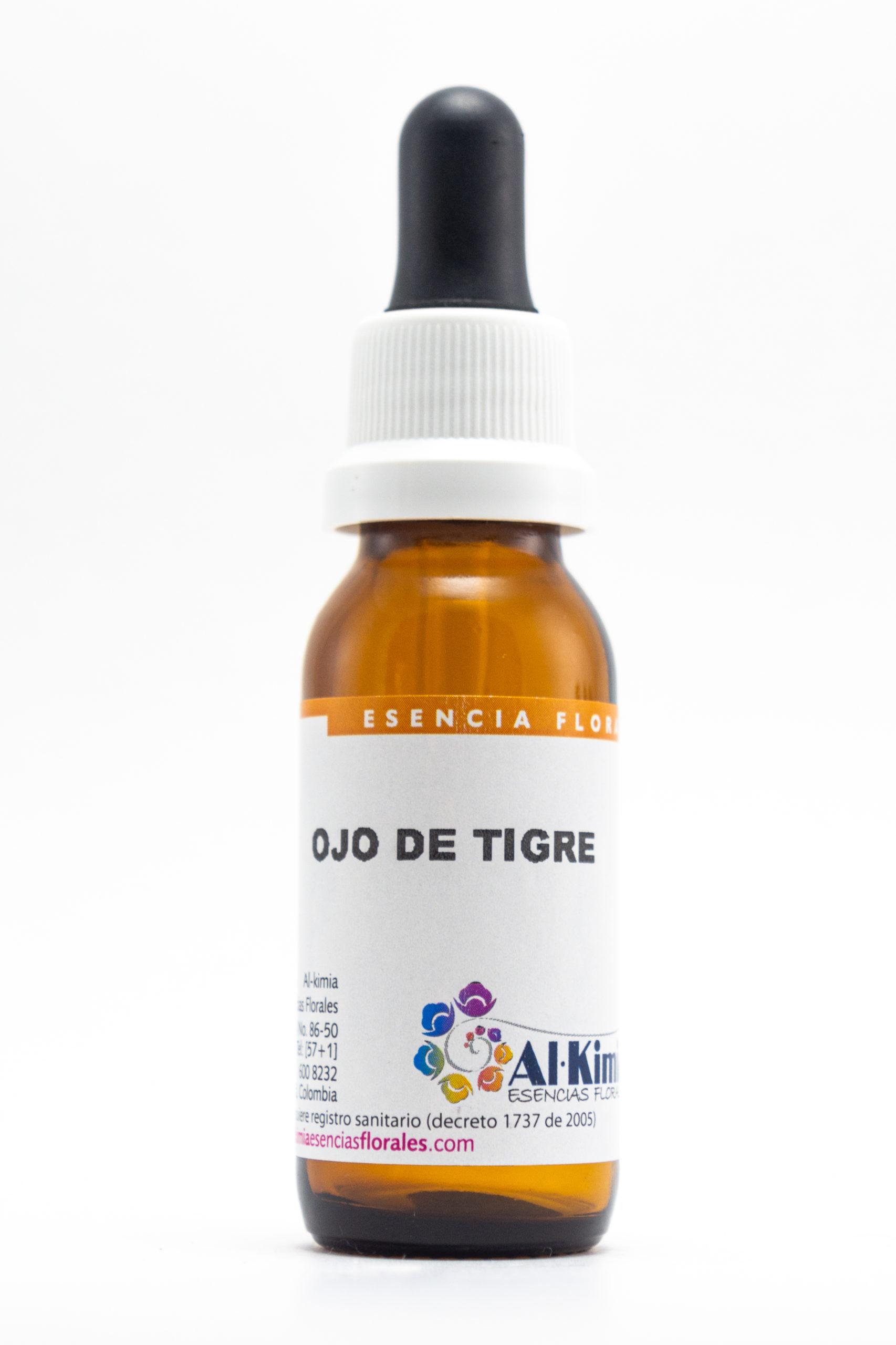 Ojo de Tigre Botella Stock